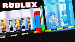 Roblox Adventures - BUILD AN EVIL CLONE MACHINE IN ROBLOX! (Clone Tycoon)