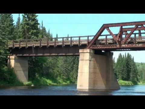 Railway Bridge, Port Arthur, Duluth and Western Railway near Stanley, ON