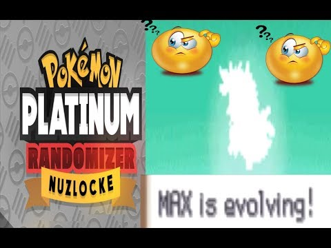 Starlys Evolution Is A What !! - Let Play Pokemon Platinum Extreme Randomizer Nuzlocke - Episode 03