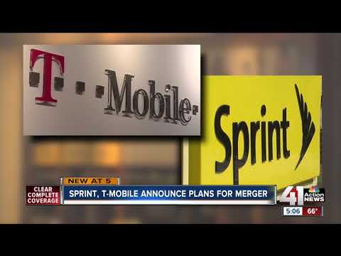 Economist weighs in on Sprint, T-Mobile merger