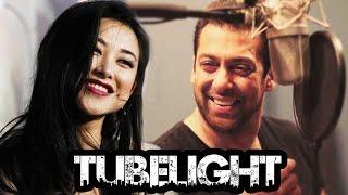 Salman Khan & Co-Star Zhu Zhu To Sing DUET In TUBELIGHT