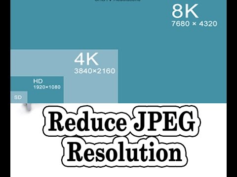 how to change resolution of jpeg image using ms paint