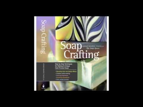 How To Make Homemade Soap | Soap Making Books