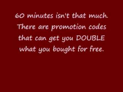 TRACFONE BONUS/PROMO MINUTES! FREE TRACFONE MIN!