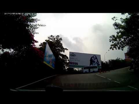 Entry to Wonderla Kochi | F60 4K Action Camera Footage