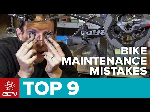 9 Bike Maintenance Mistakes All Cyclists Have Made