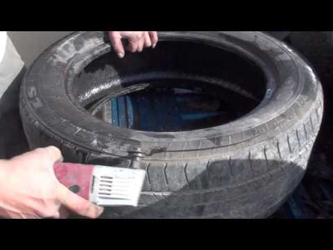 Cheap Electric tire cutter by Adam Johnson