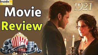Movie Review|1921|Zareen Khan|Karan Kundrra