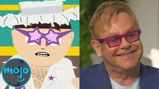 Top 10 Real Actual Guest Stars on South Park