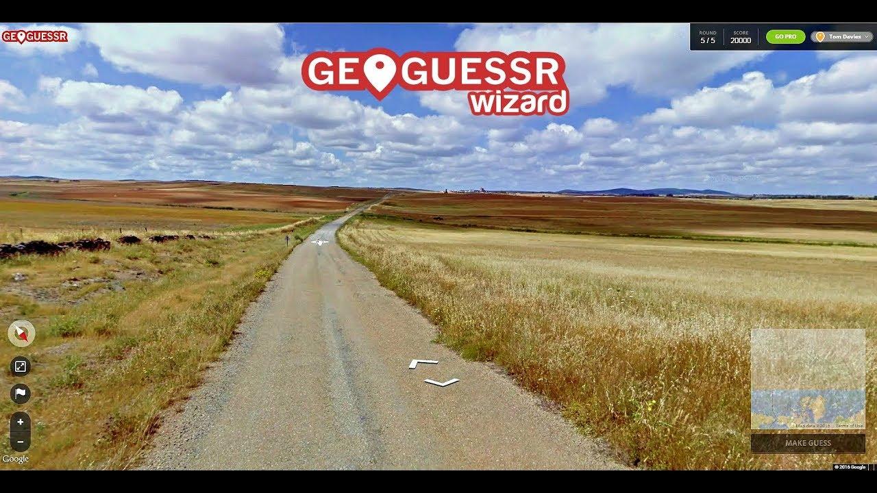 Perfect score on Geoguessr (World Version) - 30 mins 5 secs!