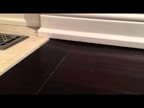 Uneven Flooring | www.torontorealtyblog.com