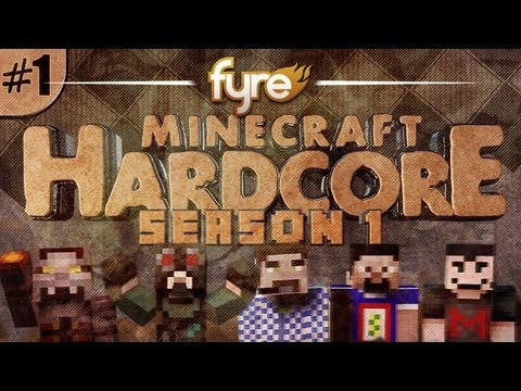 Minecraft Hardcore : Season 1 - Episode 1