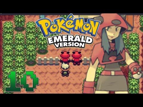 Let's Play Pokemon Emerald Part 10 - Team Magma