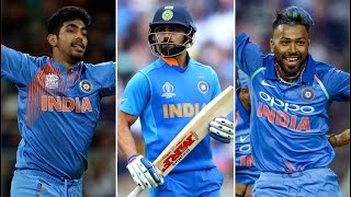Team India for ICC Cricket World Cup 2019: 5 Key Players to Watch Out for at CWC19