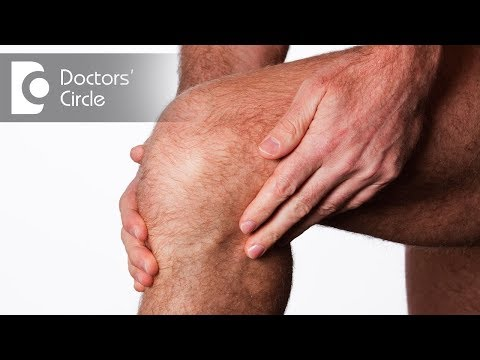 Natural ways to get rid of knee swelling - Ms. Sushma Jaiswal