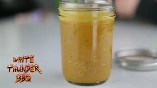 Yellow Gold Bbq Sauce Honey Mustard Bbq Sauce Recipe White Thunder Bbq