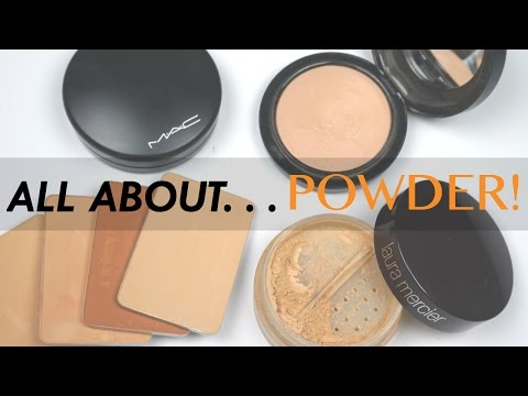 How to Use Powder and Not Look