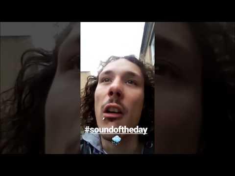 A Sound to Describe a Rainy Day