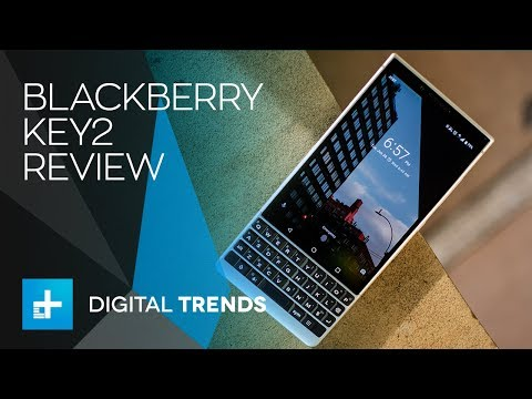 Blackberry Key2 - Hands On Review