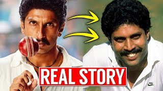 Kapil Dev Biopic | 83 The World Cup | Life Story | Cricketer Biography