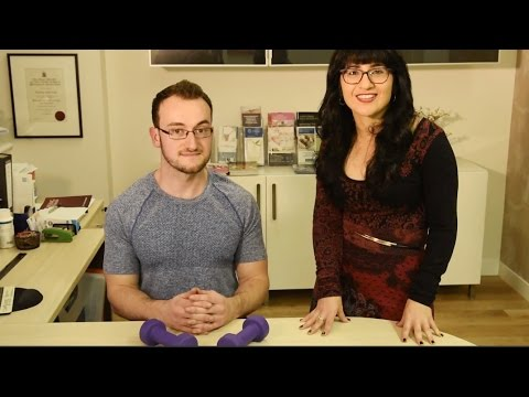 Dr Tash TV, Series 2 Ep 20: How to keep active in the office