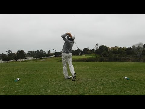 (Golfer with Autism) My first round shooting in the 70s in 2018.
