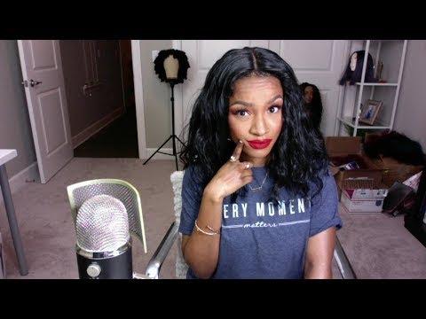 Black Women Wear Wigs b/c We Hat3 Our Natural Hair? 🤔#WIGWEEK Live Q&A
