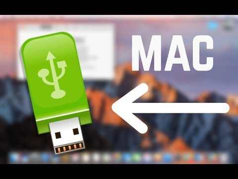 How To Format USB Flash Drive On A Mac [2017]