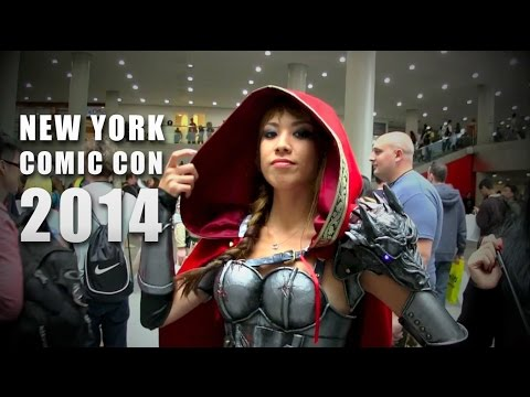 New York Comic Con 2014 Cosplay and Overview (NYCC 2014)