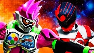 [trailer] Kamen Rider x Super Sentai: Chou Super Hero Taisen [Tokusatsu 2017]