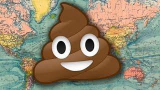 Pooping Around The World