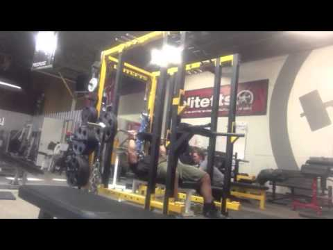 Elitefts.com - Close Grip Bench Press Chain Strip Set