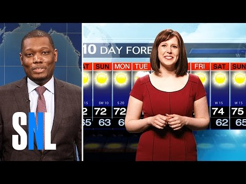 Weekend Update: Dawn Lazarus on Memorial Day Weekend - SNL