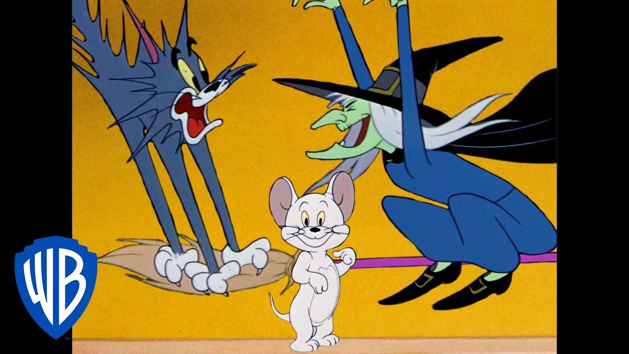 Tom et Jerry en Français | Super Effrayant ! | WB Kids