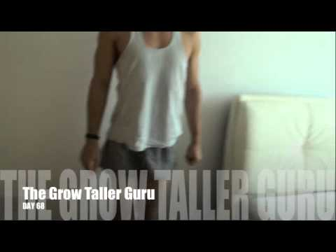 How To Grow 7.62cm-15.24cm Taller in 8 WEEKS! - Day 68 of Michael's Transformation