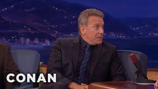 Paul Reiser Compares Phone Updates To A Failing Marriage  - CONAN on TBS