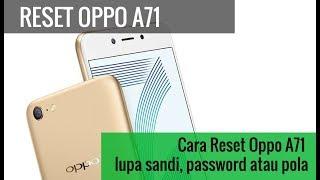 Oppo A71 (CPH1717) Pattern, Passcode, FRP & Pin Lock Remove