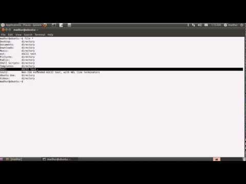 Shell Scripting Tutorial-14: Convert & Copy Files With 'dd'