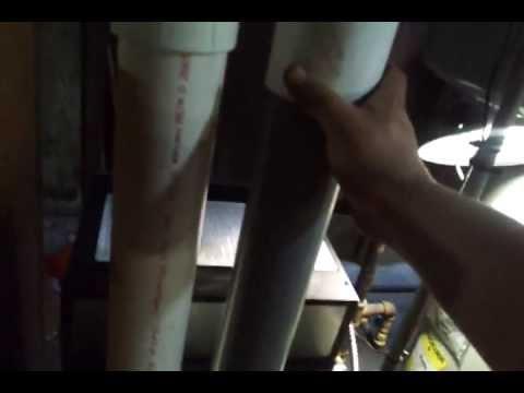 Burnham Alpine boiler installation