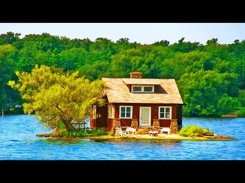Top 10 INCREDIBLE Smallest Inhabited Islands!!!