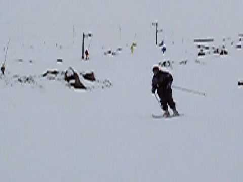 Skiing Ben Lomond Tas.