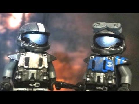 LEGO Halo : Custom ODST Squad - Showcase