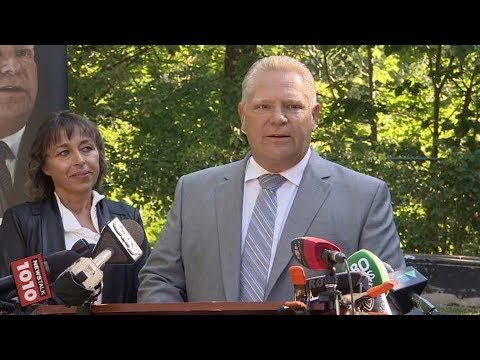 Doug Ford sued by Rob Ford's widow