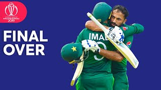 Download Pakistan's Tense Final Over v Afghanistan | Afghanistan vs Pakistan | ICC Cricket World Cup 2019 Video