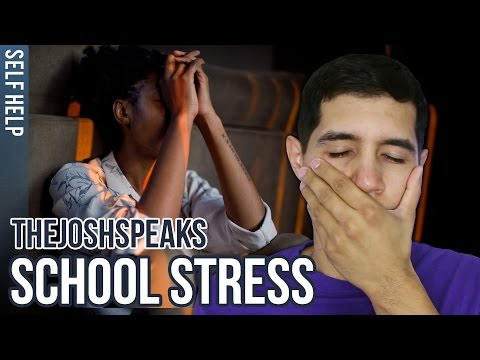 How To Not Let School Stress You Out