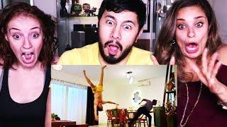 NANU KI JAANU   Reaction + REAL GHOST STORIES of Jaby & Kristen