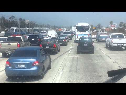 MORE Traffic in Los Angeles