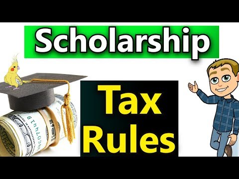 Tax Rules For Scholarships (Are Scholarships Taxable?) How To Report Scholarships On Your Tax Return