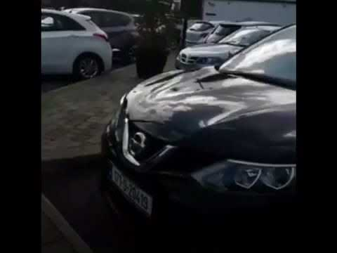 Mark Hennessy with Nissan Qashqai