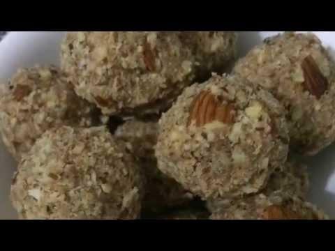 Dry Fruit Laddu (Ladoo)